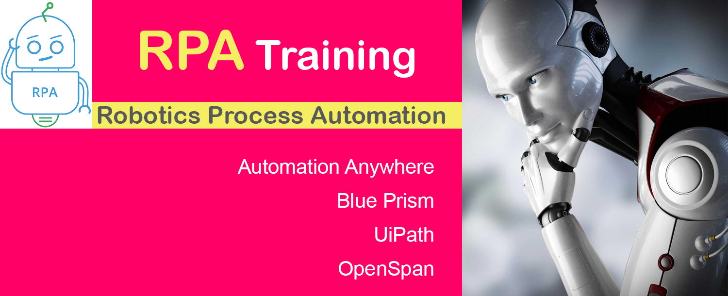 RPA Training in Hyderabad, RPA Course, RPA Training, RPA Online Training